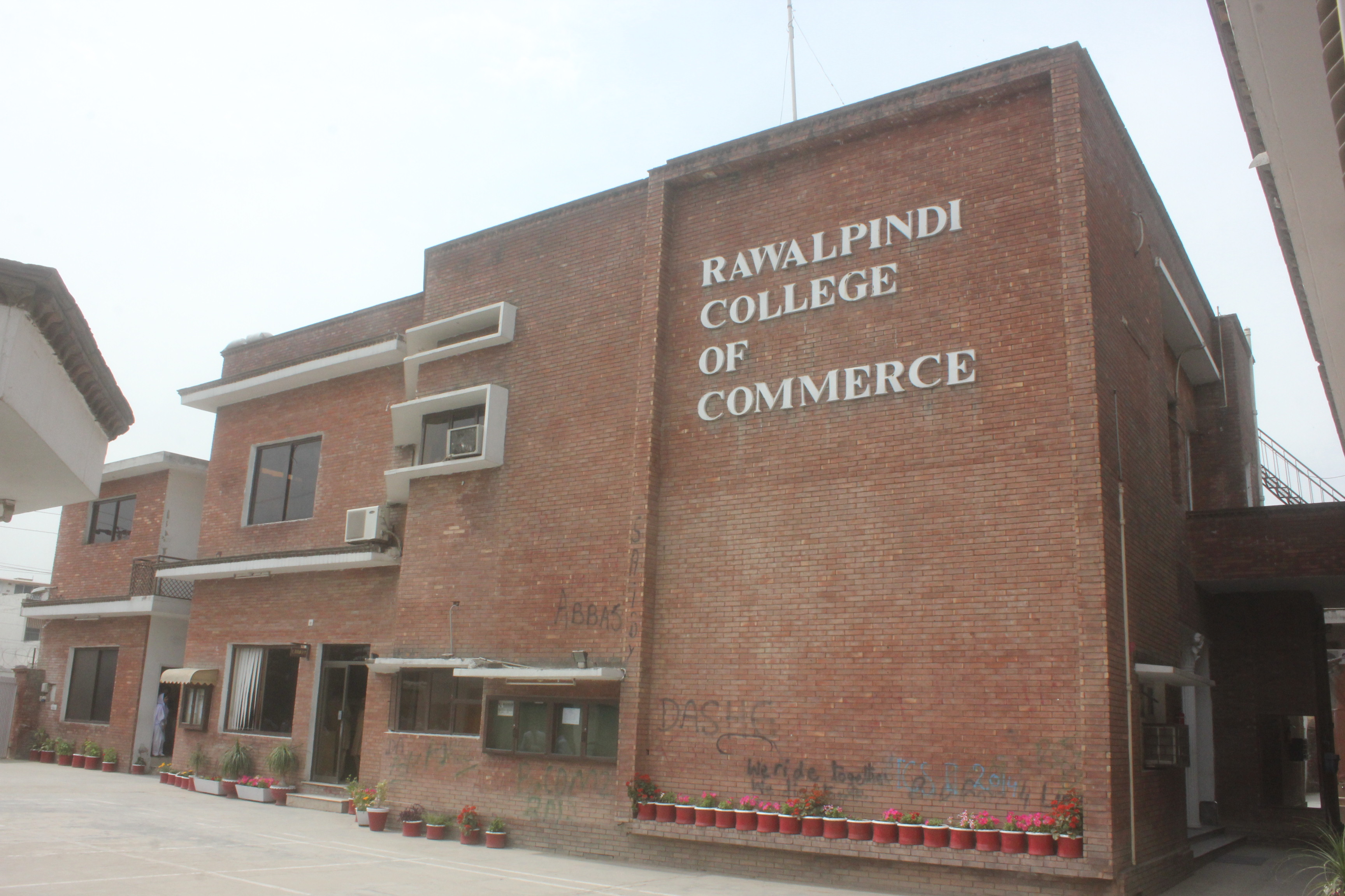 Rawalpindi College of Commerce – RCC